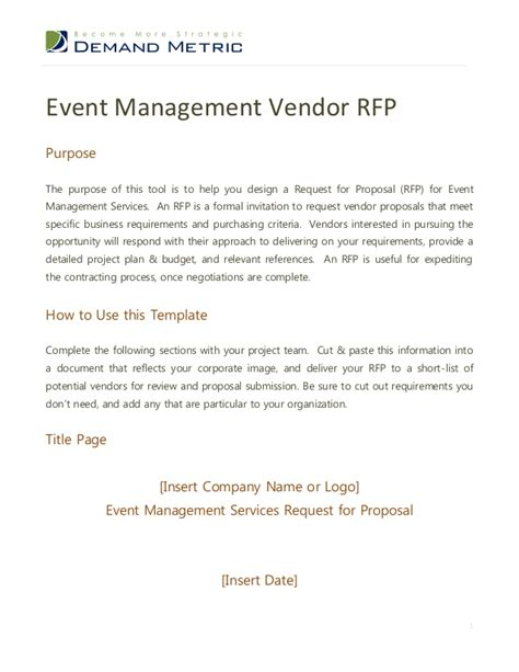 Sample Rfp Cover Letter Welcome To - purelyvacant ga